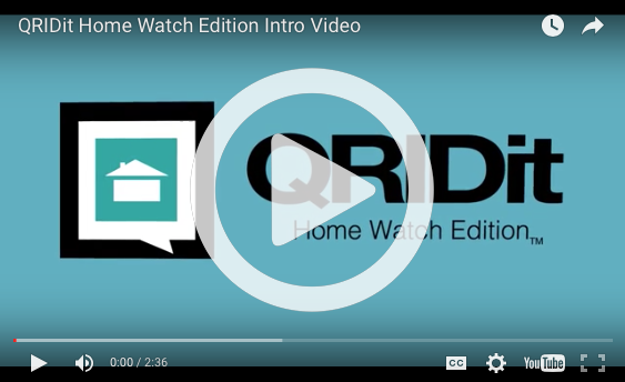 Qridit homewatch video still